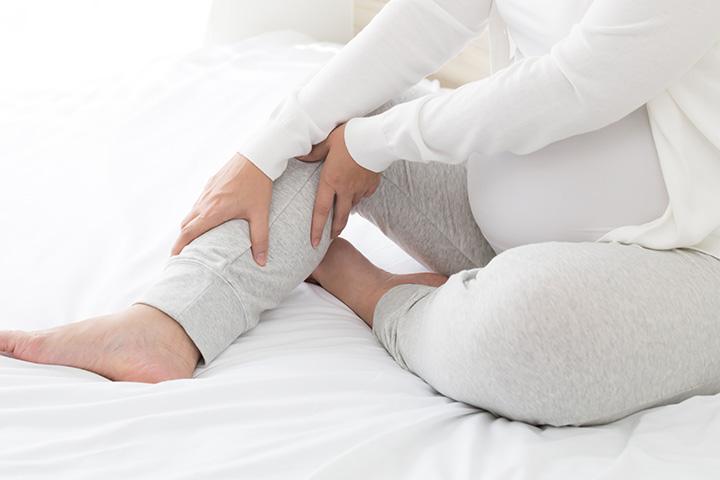 LEG CRAMPS IN PREGNANCY