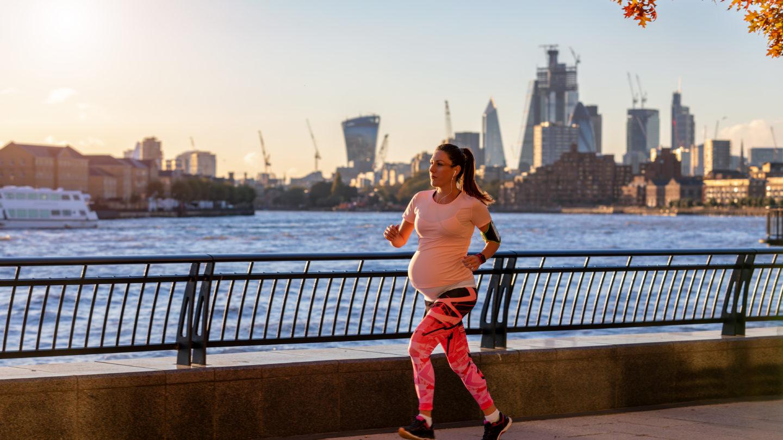 RACE IN PREGNANCY , marathon